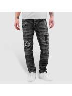 Slim Fit Jeans Black Was...
