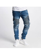 Bangastic Slim Fit Jeans Hjalmar blu