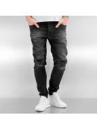 Bangastic Slim Fit Jeans K125 Slim Fit grau