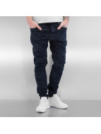Bangastic Slim Fit Jeans Lund modrá