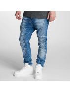 Bangastic Slim Fit Jeans Joel modrá