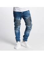 Bangastic Slim Fit Jeans Hjalmar modrá