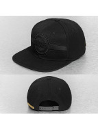 Bangastic Snapback Cap Black On Black nero