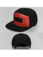 Bangastic Snapback Cap PU Logo II schwarz