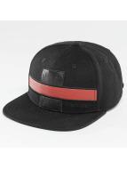 Bangastic Snapback Cap *B-Ware* PU schwarz