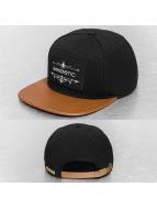 Bangastic snapback cap Seven zwart