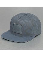 Bangastic Snapback Caps Logo blå