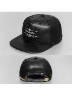 Bangastic Snapback Caps PU II musta