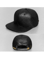 Bangastic Snapback Caps PU svart