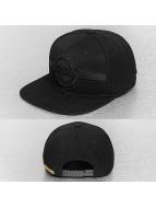 Bangastic Snapback Caps Black On Black svart