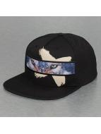 Bangastic Snapback Caps Wolf svart