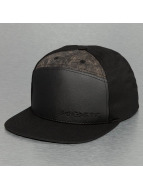 Bangastic Snapback Caps Acid Wash II svart