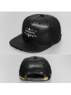 Bangastic Snapback PU II noir