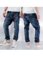 Bangastic Straight Fit Jeans Shiro blau