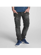 Bangastic Straight Fit Jeans Piet gray