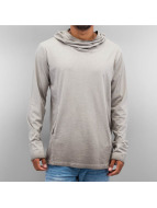 Bangastic Sweat à capuche Hooded gris