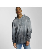 Bangastic Sweat à capuche Degradee gris
