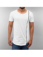 Bangastic T-paidat Zip 2.0 valkoinen