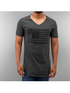 Bangastic T-Shirt USA grau