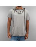 Bangastic T-Shirt Hooded II grey