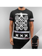 Bangastic T-shirt longoversize Faruk noir