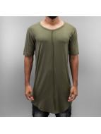 Bangastic T-shirt longoversize Tom olive