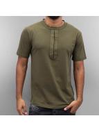 Bangastic t-shirt Matt olijfgroen
