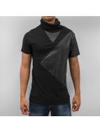 Bangastic t-shirt Turtleneck zwart