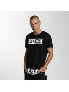 Bangastic t-shirt LA zwart
