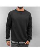 Bangastic trui Raglan zwart
