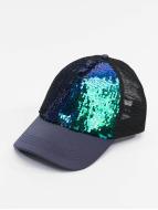Bangastic Glam Trucker Cap Blue