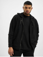 Bangastic Zip Hoodie AE463 Oversize черный