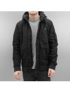 Bench Демисезонная куртка Bomber черный