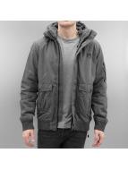 Bench Зимняя куртка Bomber серый