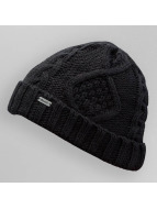 Bench Beanie Careen Knit black