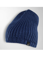 Bench Beanie Knit blau