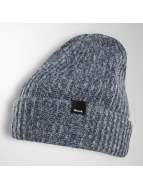 Bench Beanie Turn Up Turn Down blau