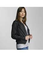 Bench Bomberjacke Transparent Indoor schwarz