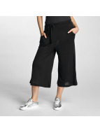Bench Chino Jersey Skirt schwarz