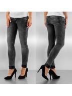 Bench High Waisted Jeans Pick V24 zwart
