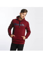 Bench Hoodie Logo red