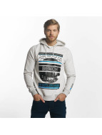 Bench Graphic Hoody Grey