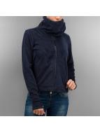 Bench Kurtki przejściowe Difference Fleece Jacket niebieski