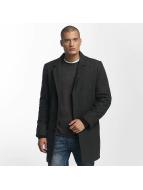Bench Mantel Wool grau