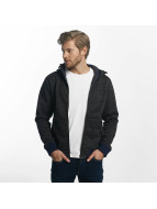 Bench Hooded Bomber Jacket Navy