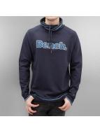 Bench Pullover Raglan High Neck bleu