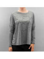 Bench Pullover Vertebrae gris