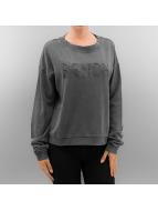 Bench Pullover Feint schwarz