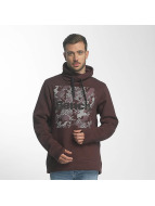 Bench High Neck Sweatshirt Bordeaux