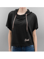 Short Sleeve Hoody Black...